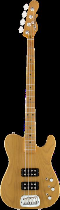 ASAT Bass shown in Butterscotch Blonde