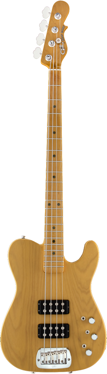 ASAT Bass shown in Butterscotch Blonde