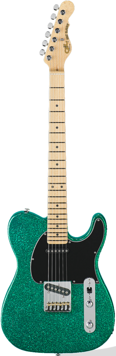 ASAT Classic shown in Green Flake