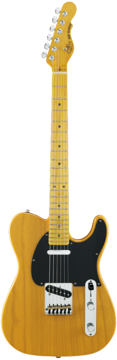 ASAT Classic Alnico shown in Butterscotch Blonde