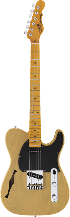 ASAT Classic Semi-Hollow shown in Butterscotch Blonde