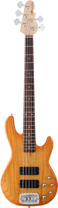 Tribute M-2500 shown in Honeyburst