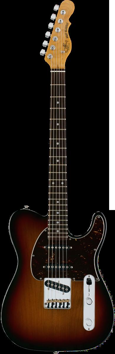 ASAT Classic S in 3 Tone Sunburst