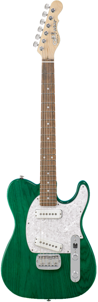 ASAT Special in Clear Forest Green