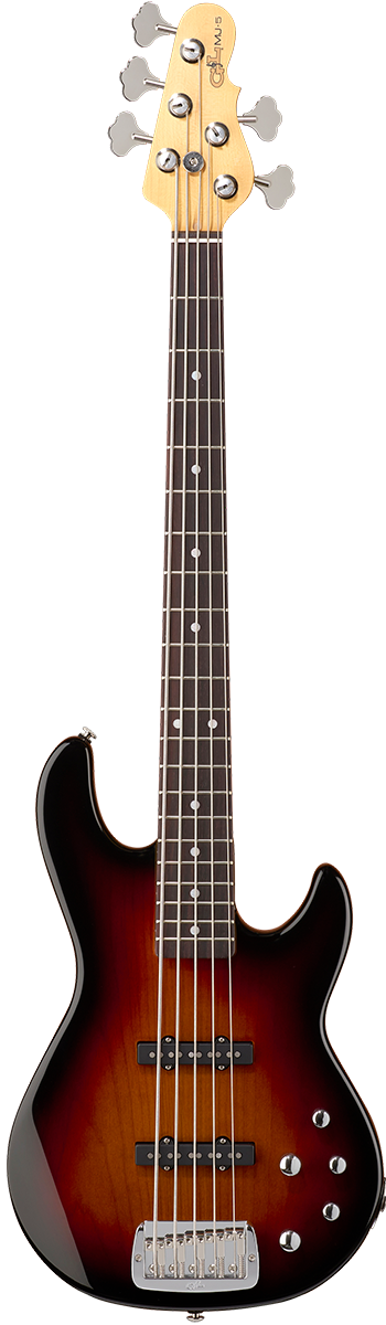 MJ-5 shown in 3 Tone Sunburst