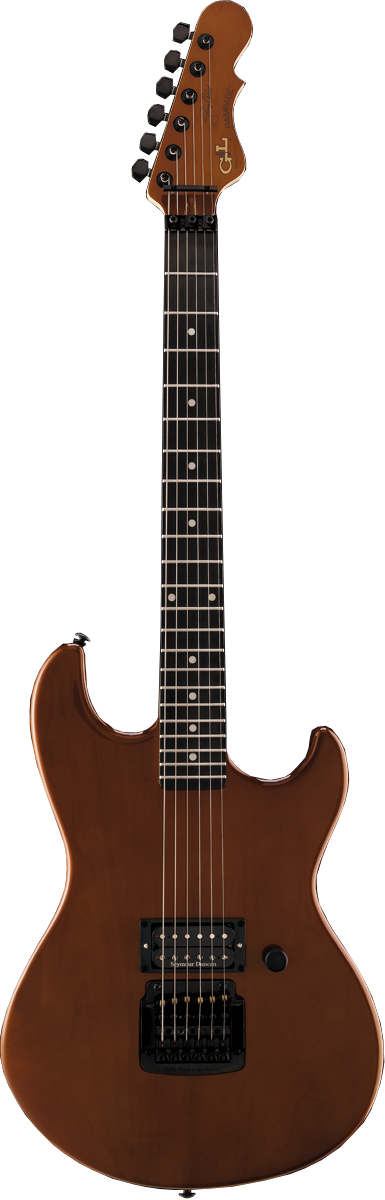 Rampage Jerry Cantrell Signature Model shown in Whiskey