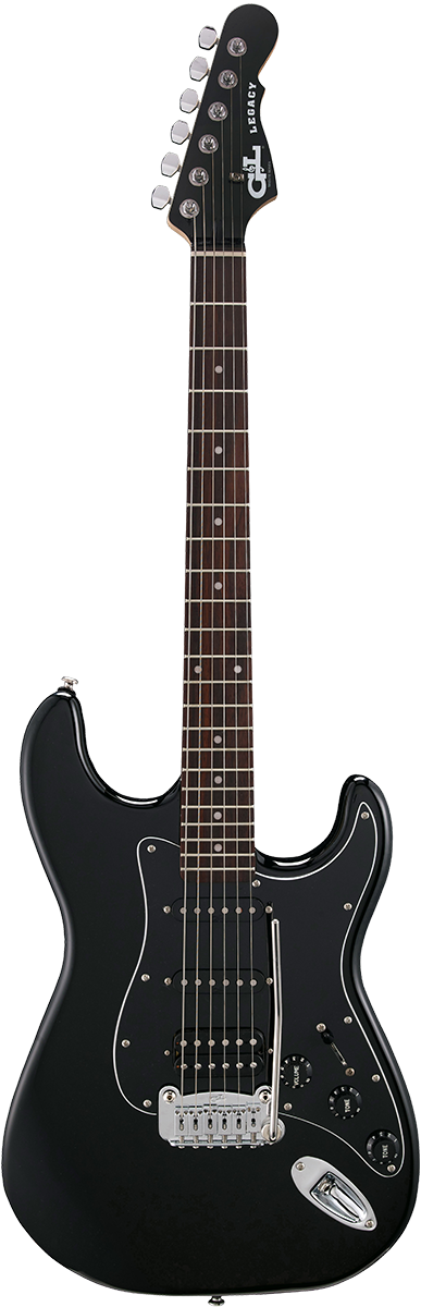 Tribute Legacy HSS shown in Black Gloss