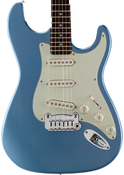 Made in Fullerton Finishes | G&L Musical Instruments