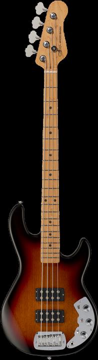CLF L-2000 shown in 3-Tone Sunburst