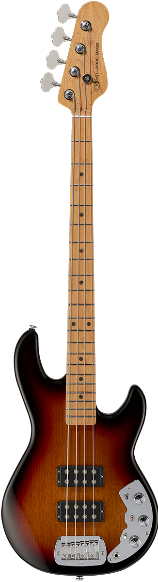 CLF L-2000 shown in 3-Tone Sunburst