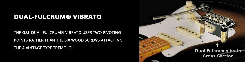 Dual Fulcrum Vibrato | G&L Musical Instruments