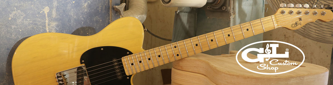 G&L Custom Shop | G&L Musical Instruments