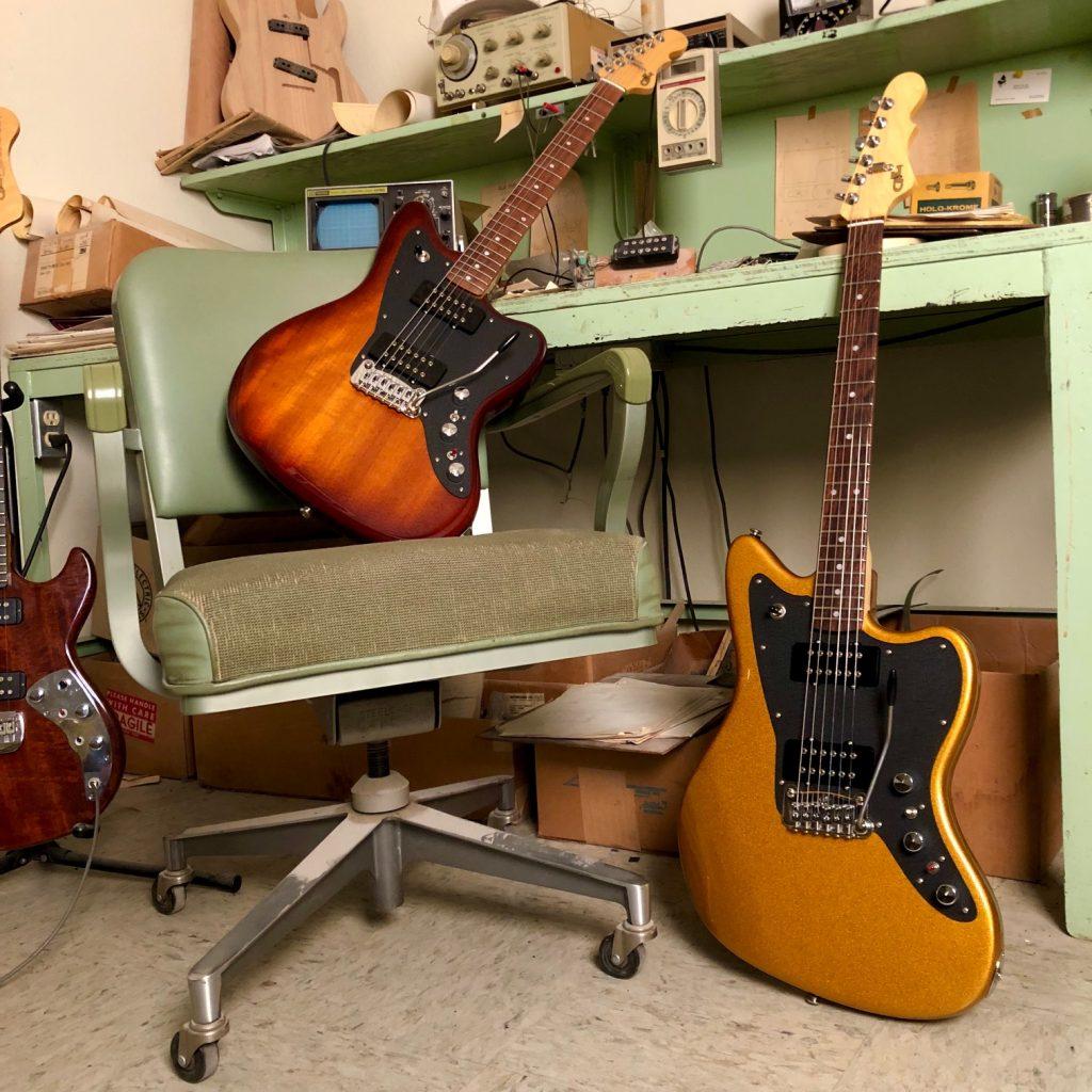 Doheny V12 pair in Leo's lab